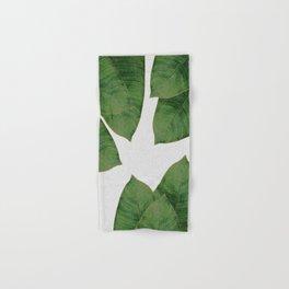 Banana Leaf I Hand & Bath Towel