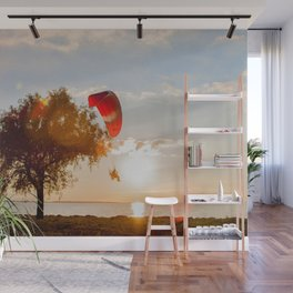 Grand Escape on Summer Sunset Wall Mural