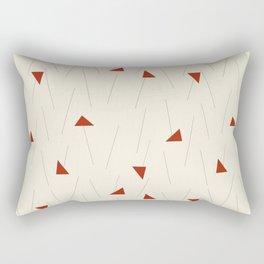 Minimal Winter Rectangular Pillow