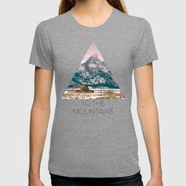 Grand Tetons Barn T-shirt