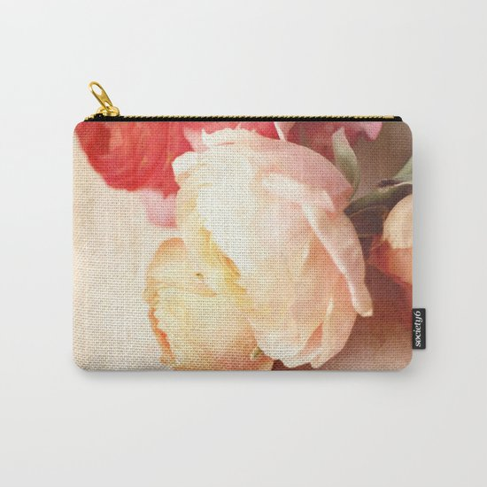 Romantic Heart Carry-All Pouch