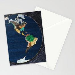 Stone Globe Stationery Cards