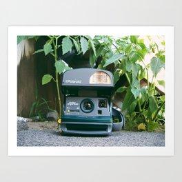 Nature Camera Art Print