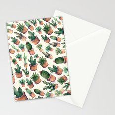 cactus big invasion!! Stationery Cards
