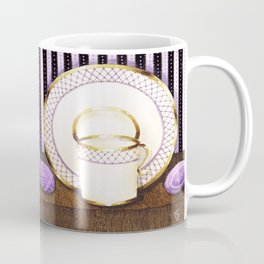 """Still life with demi-tasse cups"" Coffee Mug"