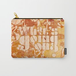 Vietnam in America Carry-All Pouch