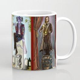 Haunted Nein 12x18 proportions Coffee Mug