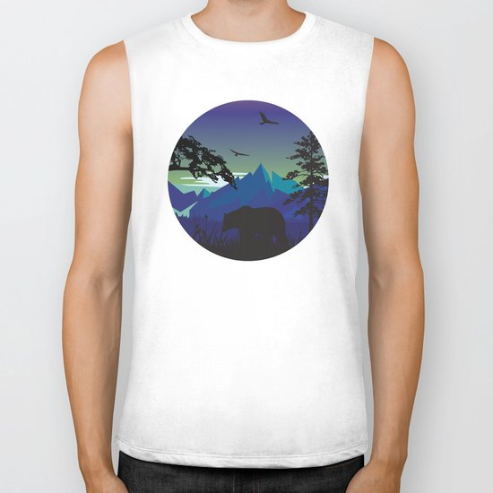 My Nature Collection No. 44 Biker Tank