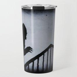 Nosferatu Classic Horror Movie Travel Mug