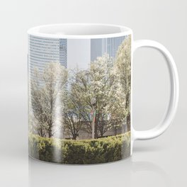 Chicago in Spring Coffee Mug