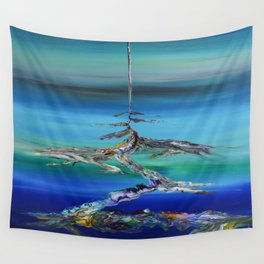 A New Path Wall Tapestry