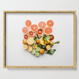 Sweet & Sour Serving Tray