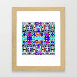 Pattern-237 Framed Art Print