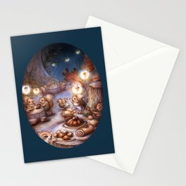 The Acorn Festival Stationery Cards