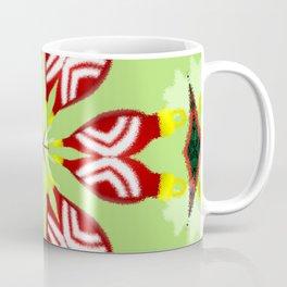 Kaleidoscope 'K1 SQ' Coffee Mug