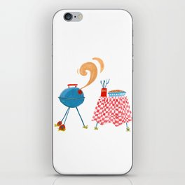 Southern Hygge: Barbecue iPhone Skin