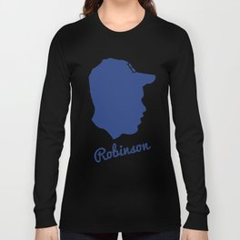 Jackie Robinson Long Sleeve T-shirt