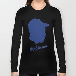 Jackie Robinson Long Sleeve T-shirt