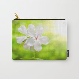 Beauty of the Forest Floor Botanical / Nature / Floral Photo Carry-All Pouch