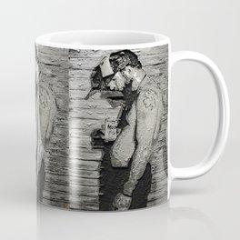 I'm Telling You She Fucked Me Up Coffee Mug