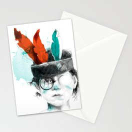 Le petit Indien Stationery Cards