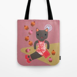cupcake shower Tote Bag