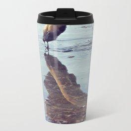 Reflecting Metal Travel Mug