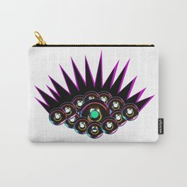 Donut Eyes Carry-All Pouch