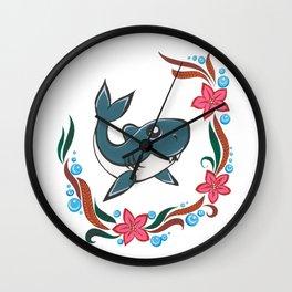 Litlle shark Wall Clock
