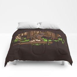 The Bigfoot of Endor Comforters