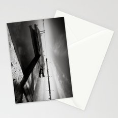 Balaton - Pier Stationery Cards