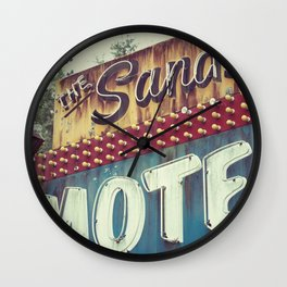 The Sands Wall Clock