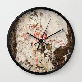 PALIMPSEST, No. 16 Wall Clock