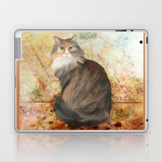Maine coon cat Laptop & iPad Skin
