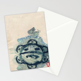 Taíno sun  Stationery Cards