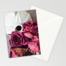 Dried Roses Stationery Cards