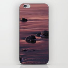 Pebble Formation iPhone Skin