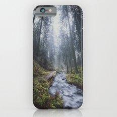 Damped feelings iPhone 6s Slim Case