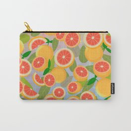 Grapefruit Song Carry-All Pouch