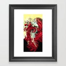 Afgrundipa Framed Art Print