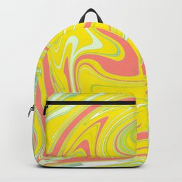 Melted Crayons Backpack