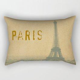 Paris, je t'aime... Rectangular Pillow