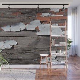 Peeling Paint 01 Wall Mural