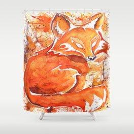 Fox (Spirit of the...) Shower Curtain