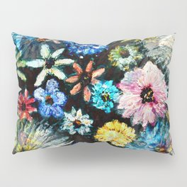 Flower Power Pillow Sham