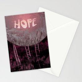 Hope, Climbing / Wonderful Planet 13-11-16 Stationery Cards