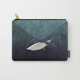 Everett's Whale Carry-All Pouch