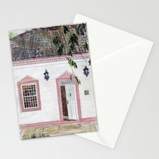 House in Pirenópolis Stationery Cards