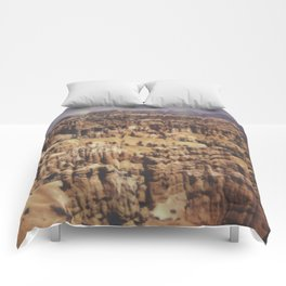 Bryce Canyon National Park Comforters