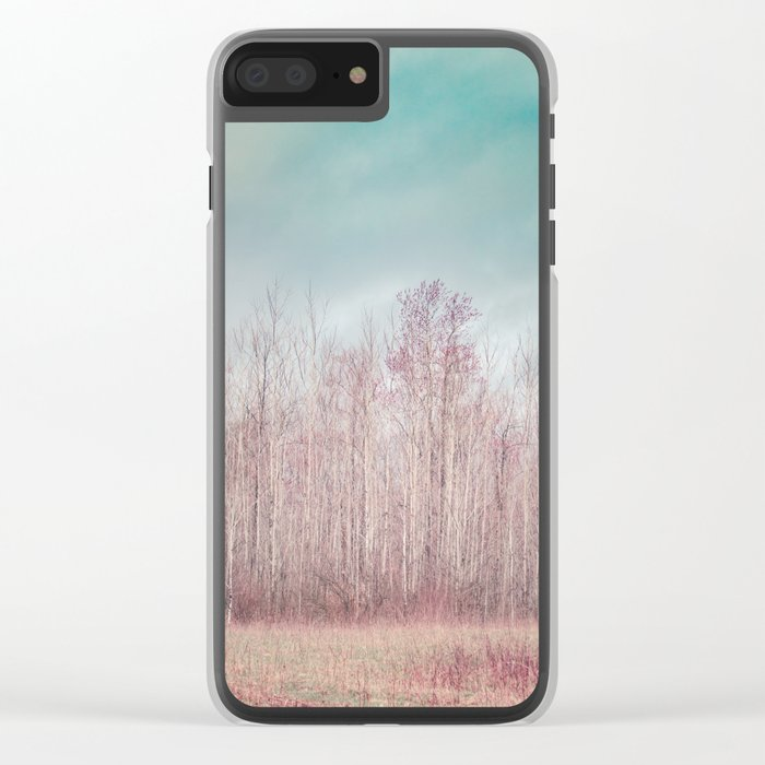 It's Been So Long Clear iPhone Case